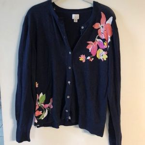 🌼 3/$20 🌼 A new day floral cardigan
